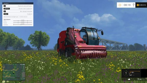 Мод Kuhn SPV 12 with IC and extra Cams v 1.1 для FS15