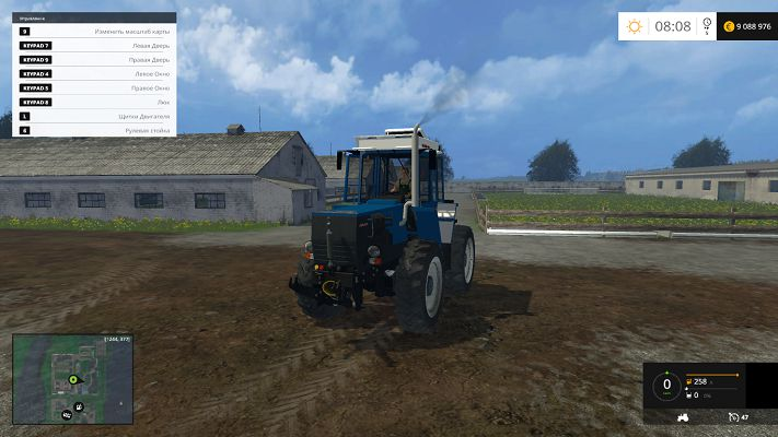 Мод ХТЗ 16131 v 2.0 для Farming Simulator 2015
