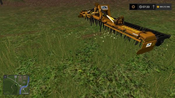 Мод Alpego DX600 v 1.1 Fix для Farming Simulator 2017
