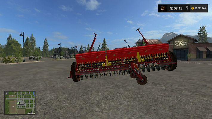 Мод СЗТ 5.4 v 1.2 для Farming Simulator 2017